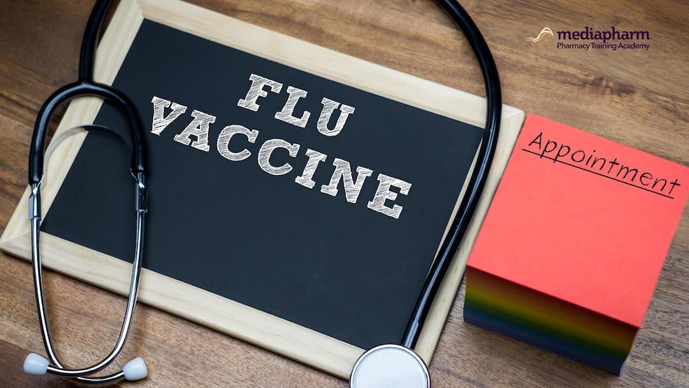 Flu jab Training